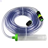 25 Foot - Python No Spill Clean and Fill Aquarium Maintenance System Photo, best price $43.81 new 2019