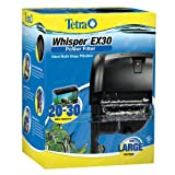 Tetra Whisper EX Silent Multi-Stage Power Filter for Aquariums Photo, best price $15.94 new 2019