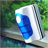 Bestgle Magnetic Aquarium Glass Scrubber Cleaner, Fish Tank Aquatic Algae Cleaning Tool Magnet Floating Design for Tank Under 60 Gallon Photo, best price $39.99 new 2019